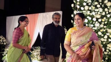 Photo of Jayasudha Son Wedding Reception Photos