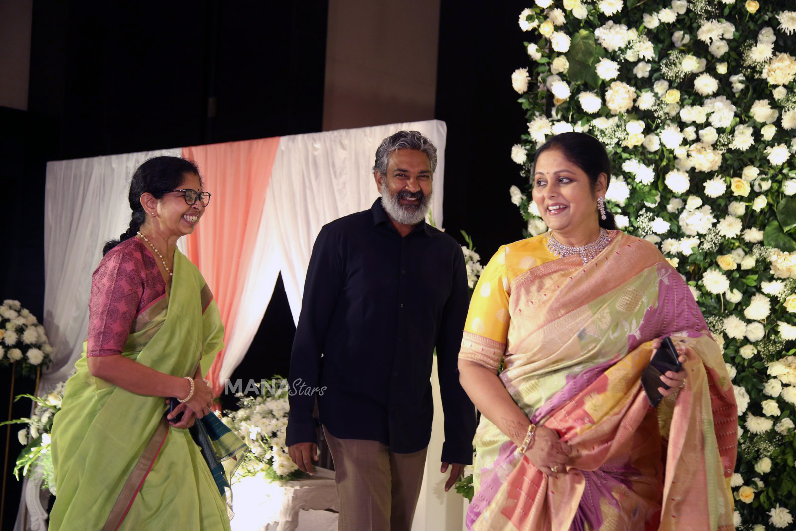 Photo of Jayasudha Son Wedding Reception Photos