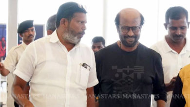 Photo of Rajinikanth Photos at Airport