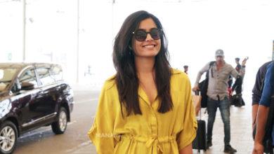 Photo of Rashmika Photos at Airport