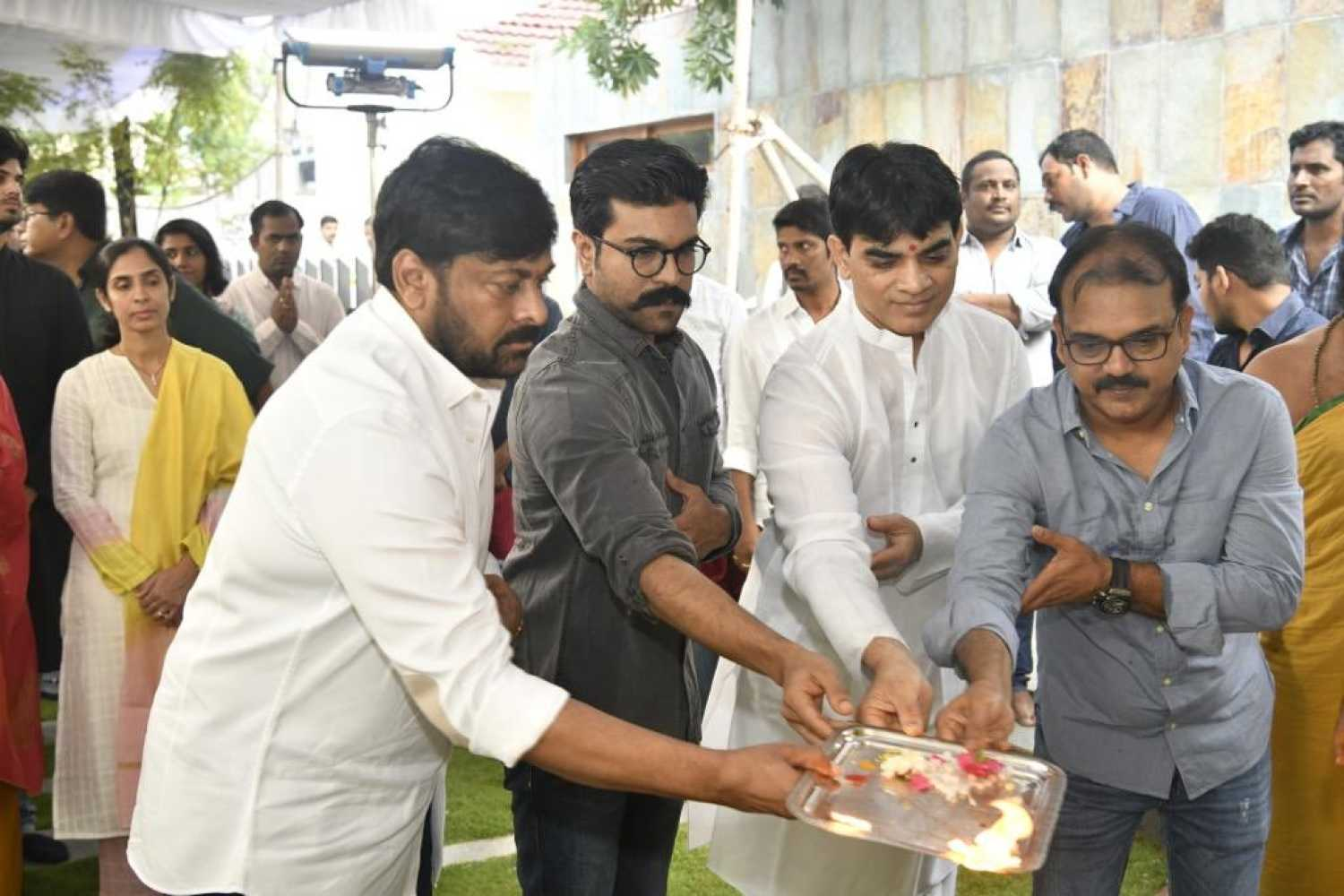 Photo of Ramcharan Clear Instructions to Koratala Shiva