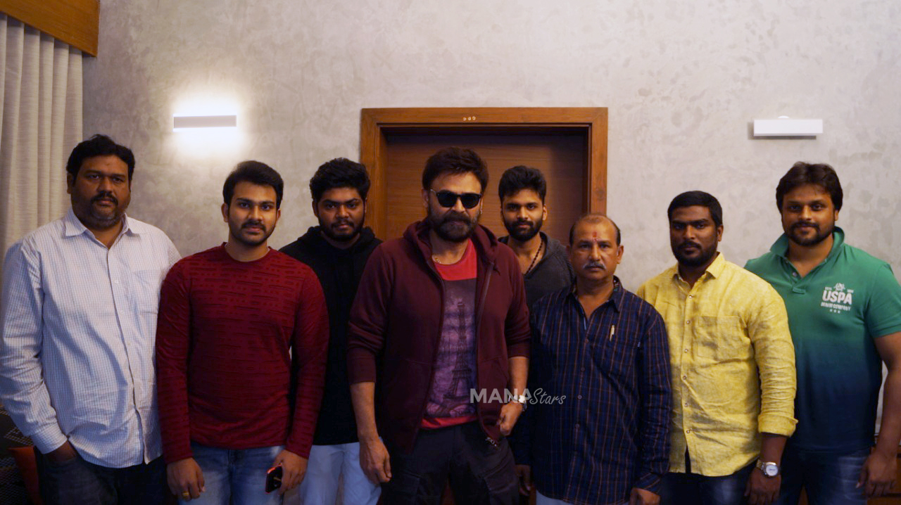 Photo of Victory Venkatesh Released Jaisena Trailer