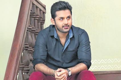 Photo of Nithin's daring move!!