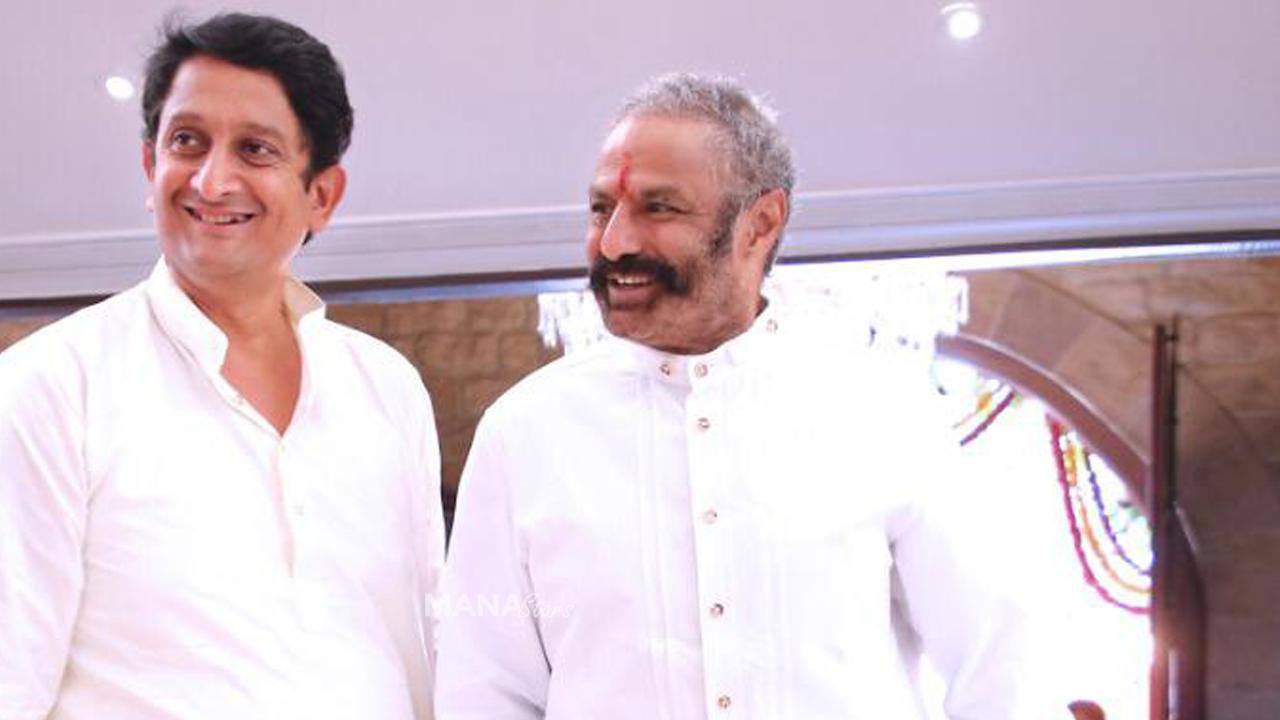 Photo of Balakrishna Latest Clicks at a function