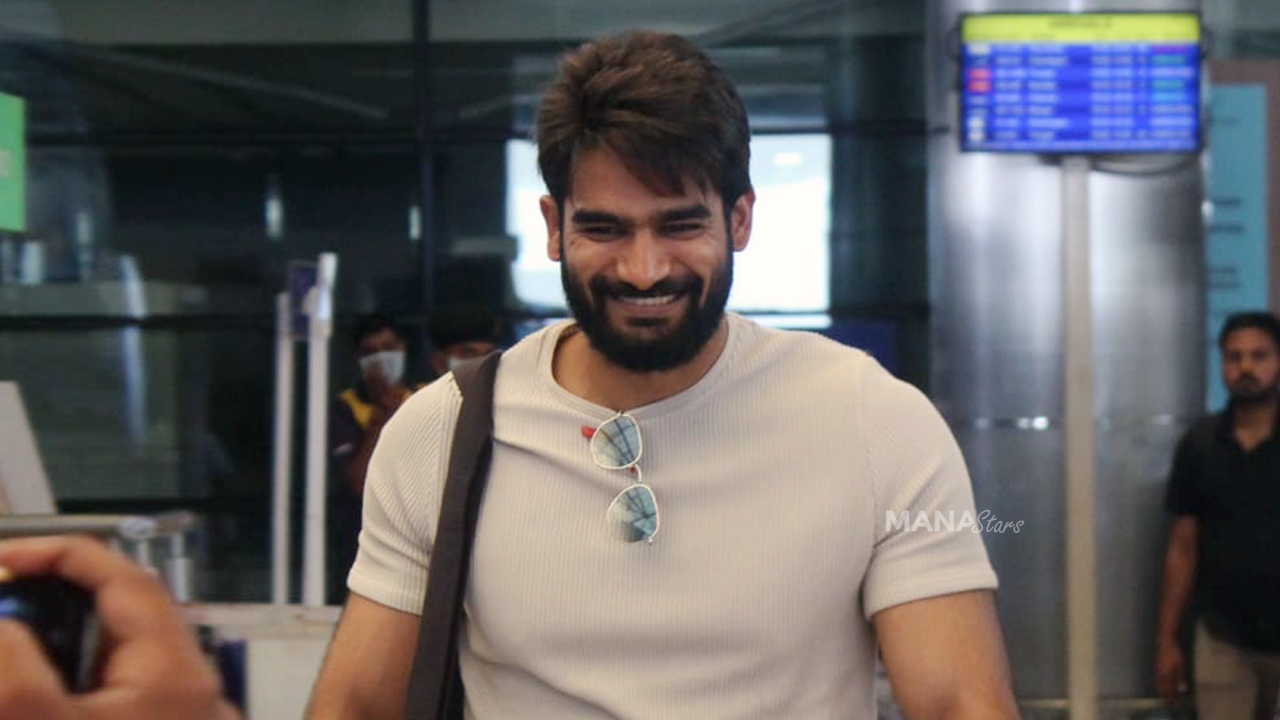 Photo of Kartikeya Latest Photos at Airport