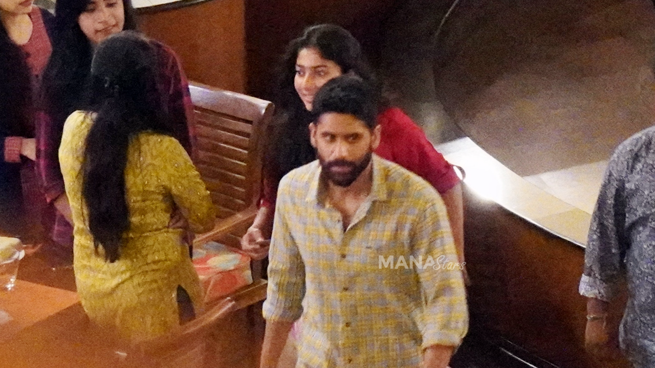Photo of Naga Chaitanya & Sai Pallavi LoveStory Stills