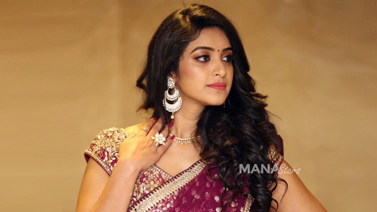 Photo of Palasa Movie Actress Nakshatra Photos