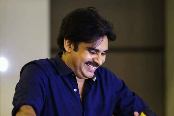 Photo of Pawan Kalyan to portray Lord Shiva?
