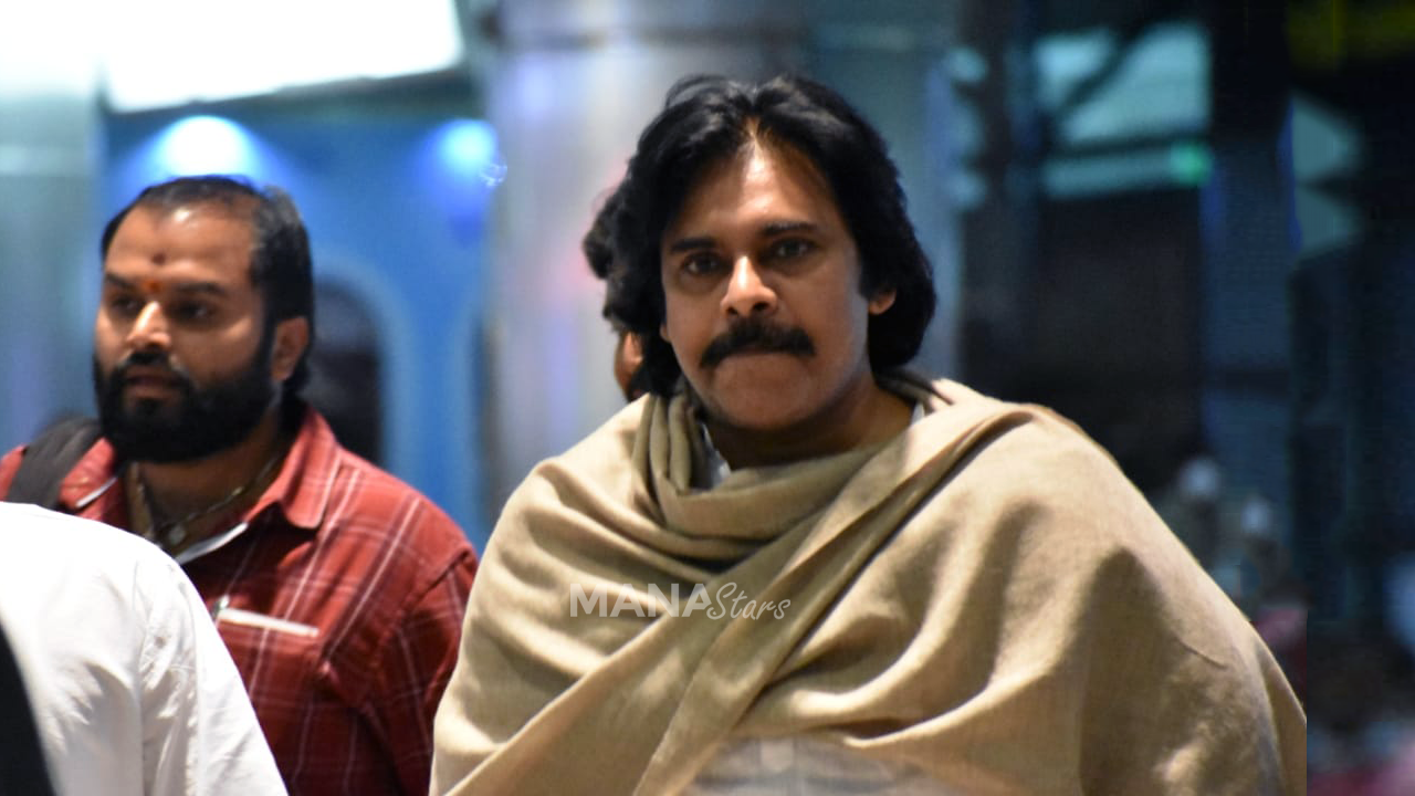 Photo of Pawan Kalyan New Look