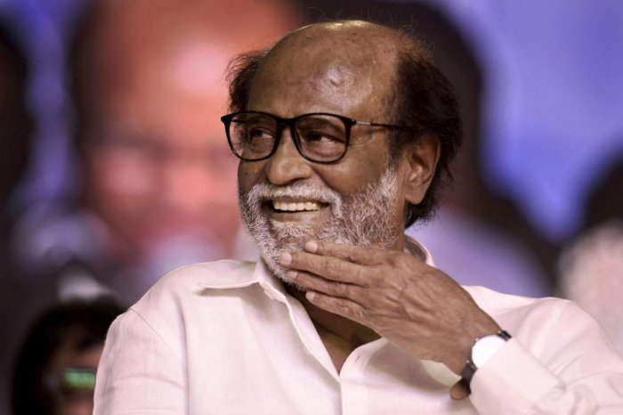 Photo of Rajinikanth's shocking statement!!