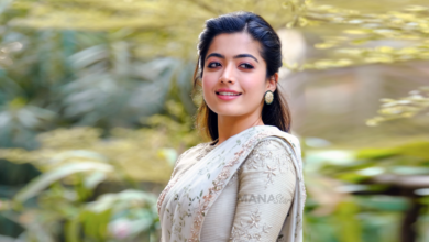 Photo of Rashmika Latest Saree Pics