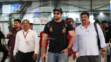 Photo of Varun Tej Latest Photos at Airport