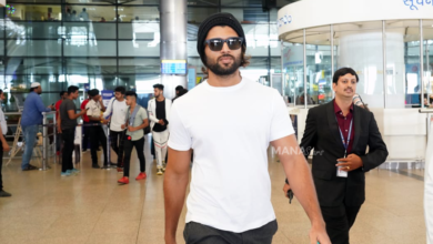 Photo of Vijay Deverakonda spotted at Airport