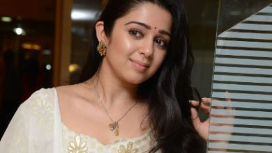 Photo of Charmee Kaur smily Pics