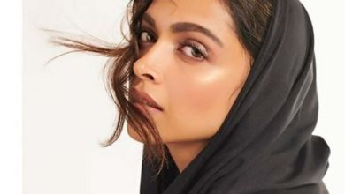 Photo of Deepika Padukone in Black