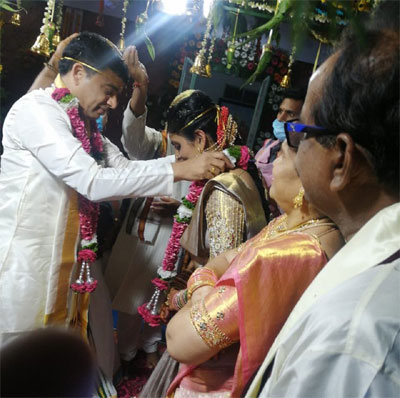 Photo of Dil Raju Second Marriage Photos