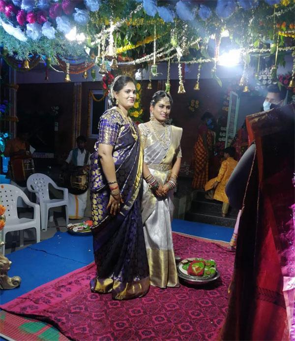 Producer Dil Raju Marriage photos