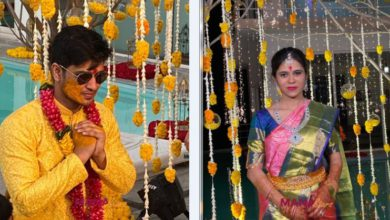 Photo of Hero Nikhil Siddarth wedding pics