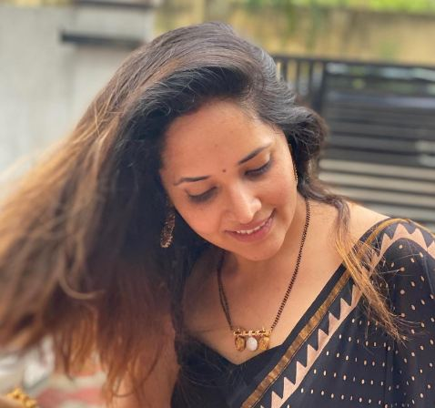 Photo of Anasuya looks Radiant