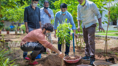 Photo of Prasanth Varma Accepts Green India Challenge