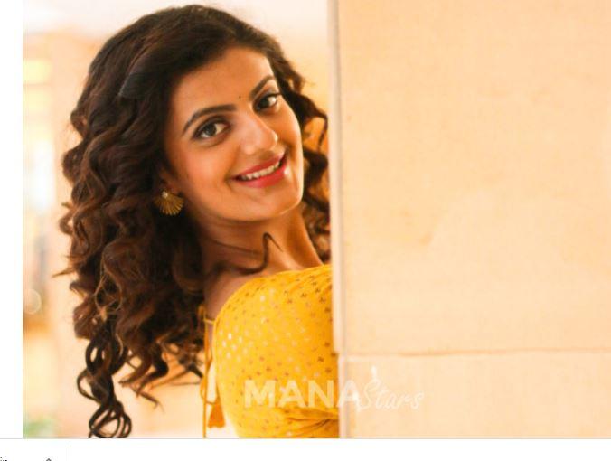 Photo of Actress Tanishq Photoshoot