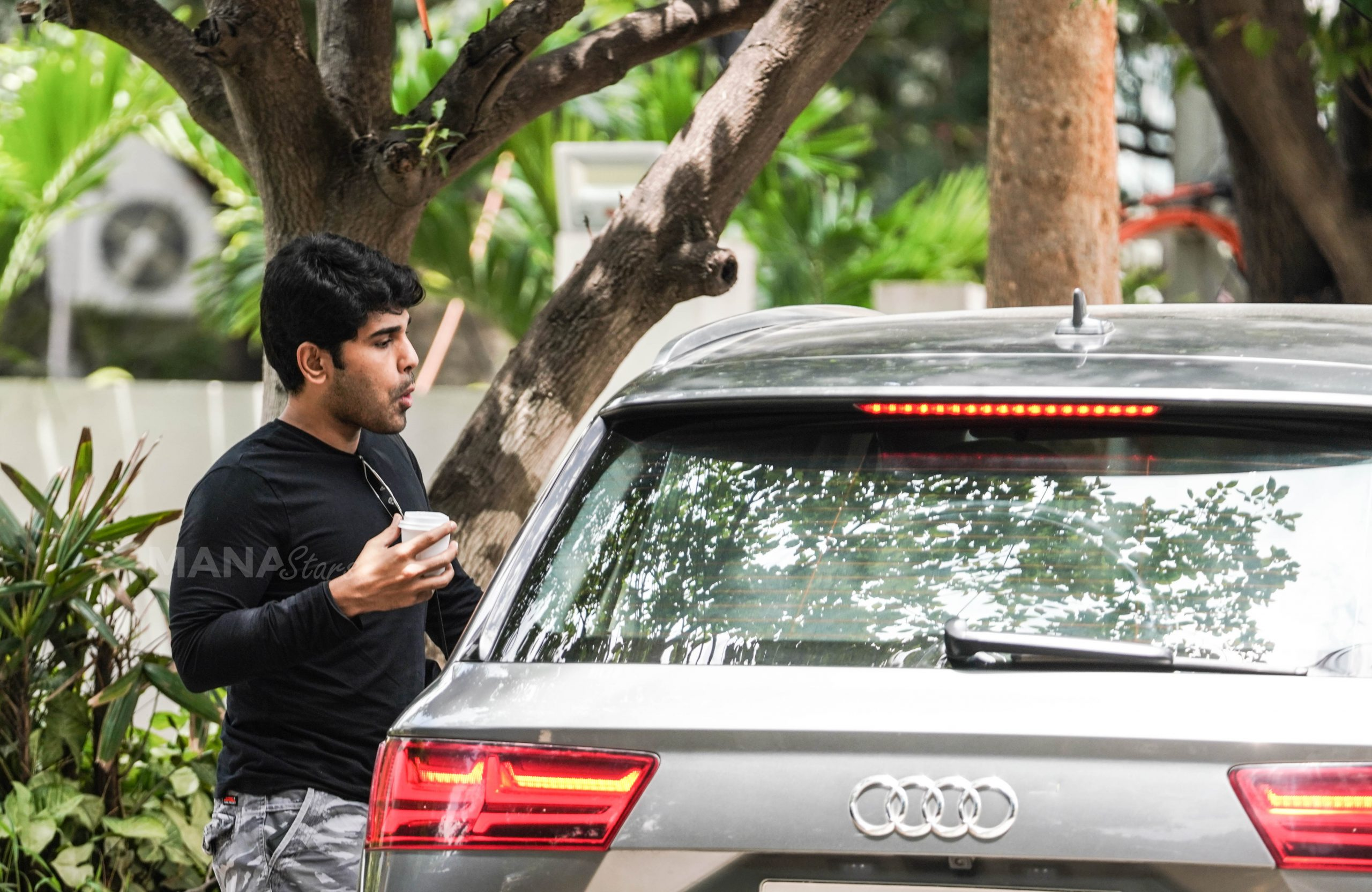 Photo of Actor Allu Sirish Spotted At Jubilee Hills