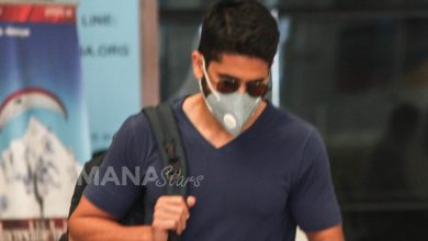 Photo of Naga Chaitanya Spotted At Hyderabad Airport