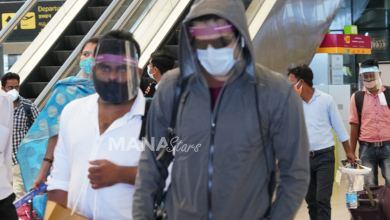 Photo of Ram Pothineni Spotted At Hyderabad Airport