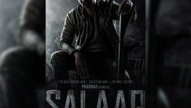 Photo of 'Salaar' in Singareni?