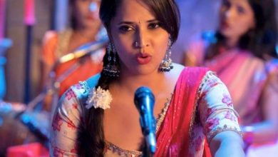 Photo of Anasuya special Item song Pics