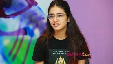 Photo of Priya Prakash Varrier Charming pics