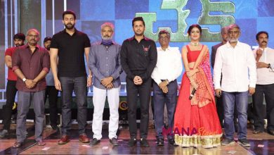 Photo of Nithiin's Check movie Pre-release event