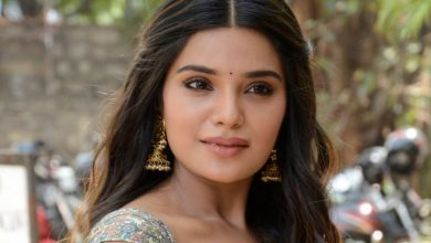Photo of Aathmika  looks Pretty in Saree