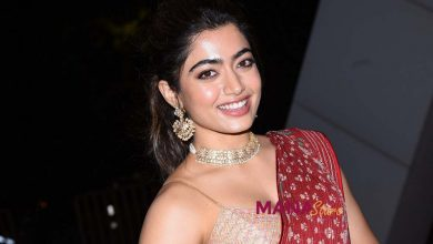 Photo of Rashmika Mandanna stuns in Saree